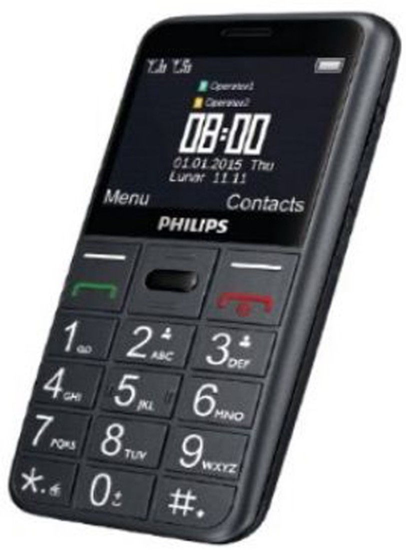 philips e310 senior citizen mobile phone 16 grey buy philips e310 senior citizen mobile phone