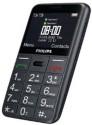 Philips �E310 Senior Citizen Mobile Phone (Black)