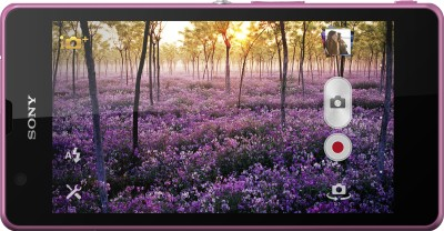 Sony Xperia ZR (Pink, 8 GB)