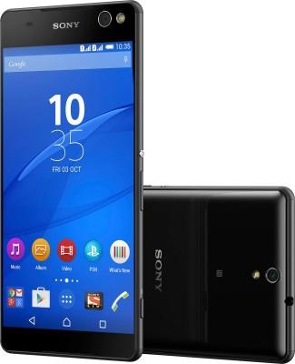 Sony Xperia C5 Ultra Dual (Black, 16 GB)