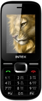 Intex Leo (Black)