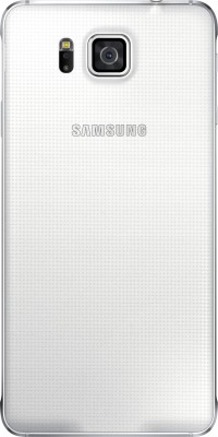 Samsung Galaxy Alpha (Dazzling White, 32 GB)