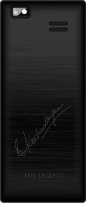 Karbonn Kochadaiiyaan The Legend 2.4 (Black and Red)