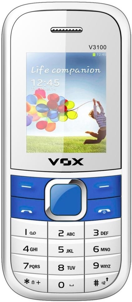 Vox V-3100-BT White