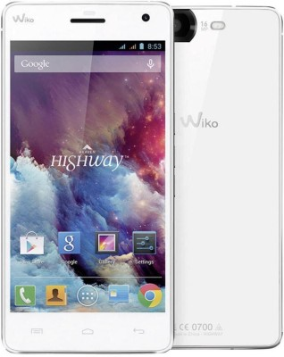 Wiko Highway (White, 16 GB)