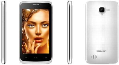 Celkon Millennia Q405 White (White, 4 GB)