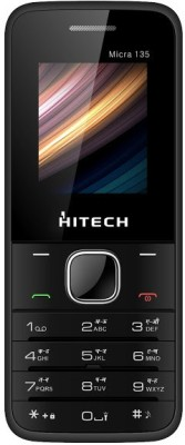 Hitech Micra 135 (Black, Red)