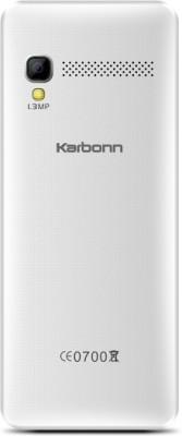 Karbonn K111 Selfie (White)