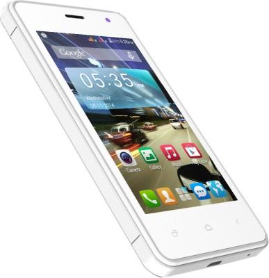 Mtech Opal Q4 (White, 4 GB)
