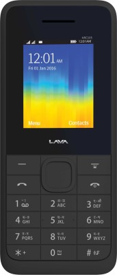 Lava Arc 105 (Black)