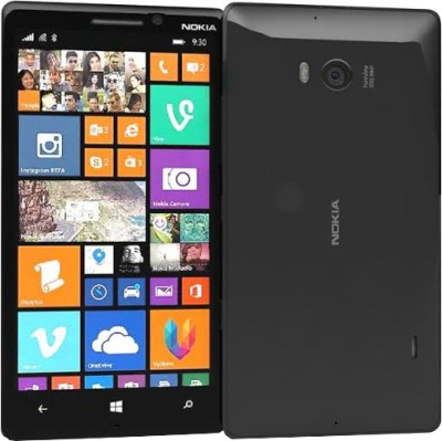Nokia Lumia 930 (Black, 32 GB)