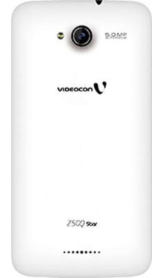 Videocon Z50Q Star (White, 4 GB)