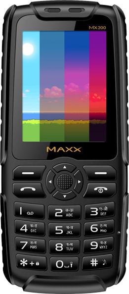 Maxx MX200 Power House Black