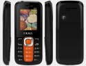 IBall K-99 Dual Sim Feature Phone With Bluetooth And Torch Light- Orange (Orange)