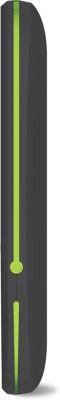 iBall 2.4 Sumo-G Dual Sim (Black, Green)