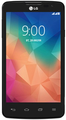 LG L60 X147 Or L60 (Black, 4 GB)