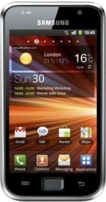 View Samsung Galaxy S Plus Mobile Price Online(Samsung)