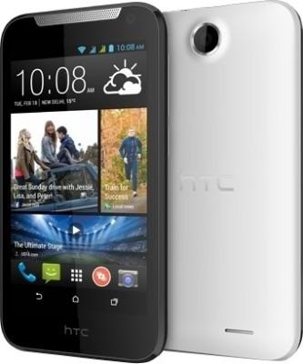 HTC Desire 310 Dual Sim (Arctic White, with 1GB RAM)