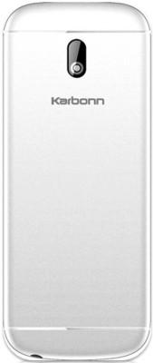 Karbonn K160 (White, Silver)