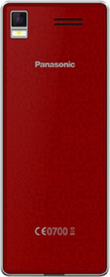 Panasonic Saathi GD22 Dual Sim (Red)