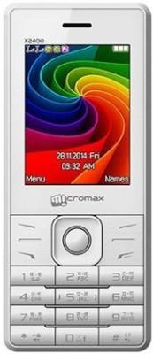 Micromax X2400 (White)