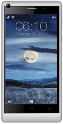 Celkon Millennia Q455 Wht (White, 16 GB)