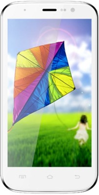 Zen Ultrafone 701 HD (White, 4 GB)