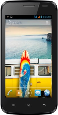 Micromax Bolt A66 (Black, 165 MB)