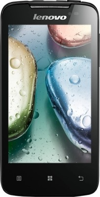Lenovo A390 Black available at Flipkart for Rs.5790