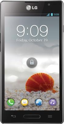 LG Optimus L9 (Black, 4 GB)