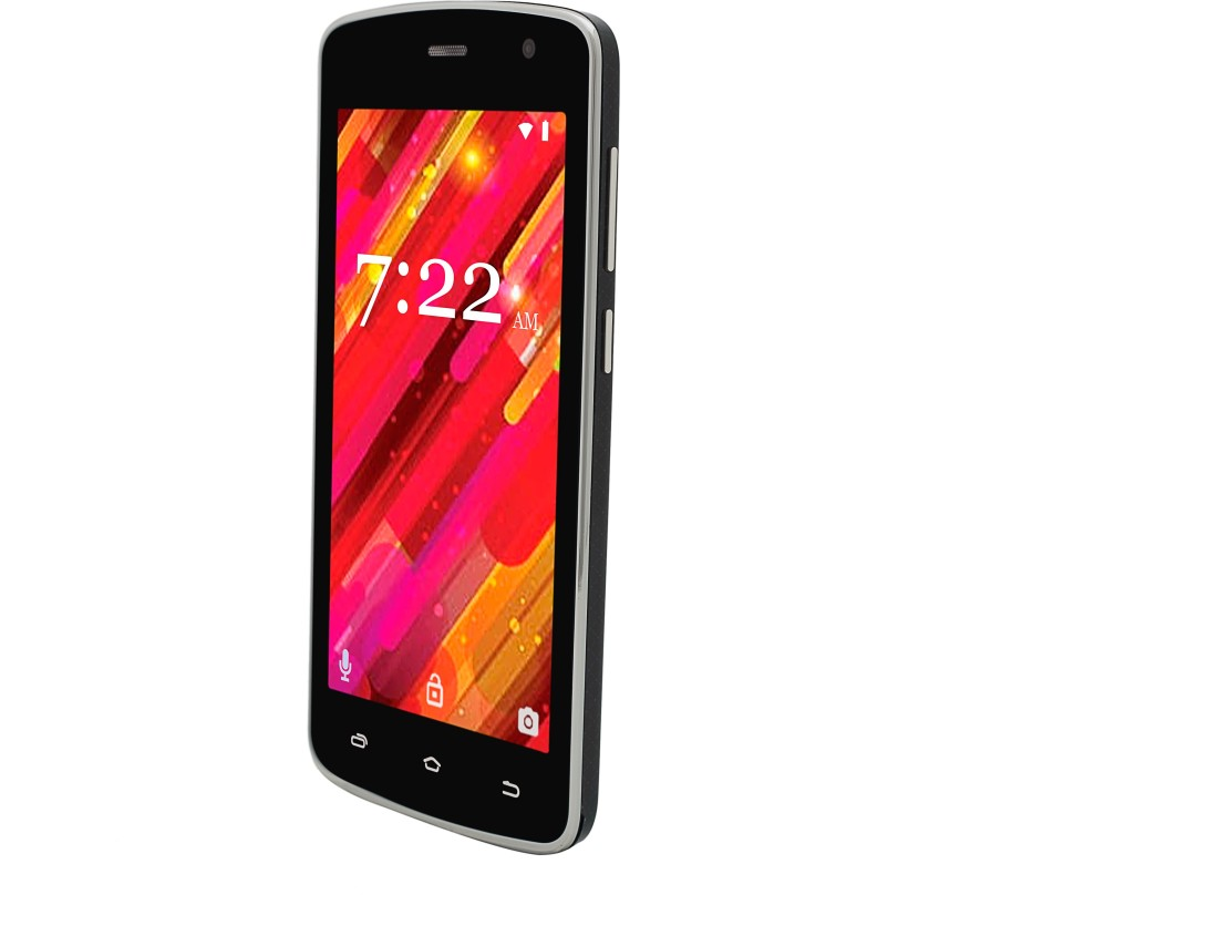 Intex Cloud Glory 4G(Black, 8 GB) at Rs.3599 – Flipkart