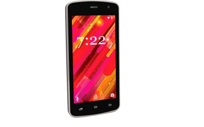 Intex Cloud Glory 4G (Black, 8 GB)