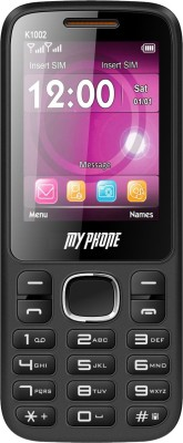 My Phone K 1002 BO (Black)