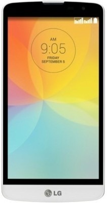 LG L Bello (White, 8 GB)
