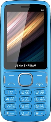 Usha Shriram B1 (Blue and Black)