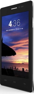Intex Aqua i5 Mini (Black, 4 GB)
