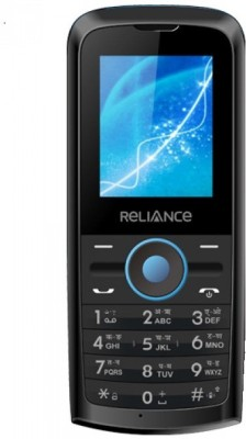 RELIANCE ALL CDMA SIM PHONE (BLACK)