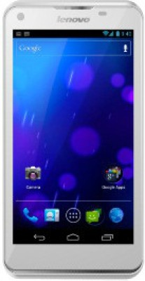 Lenovo S880 (White, 4 GB)
