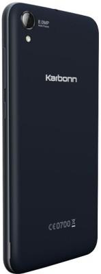 Karbonn Mach One Titanium S310 (Dark Blue, 8 GB)