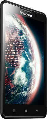 Lenovo P780 Deep Black, with 8 GB available at Flipkart for Rs.13990