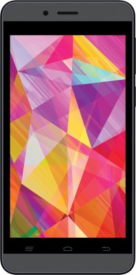Intex Aqua Q7 (Grey, 8 GB)