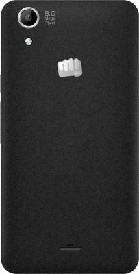 Micromax Canvas Selfie Lens Q345 Dual Sim - Black (Black, 8 GB)