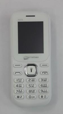 Micromax Dual Sim (WHITE)