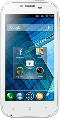Lenovo Ideaphone A706 White available at Flipkart for Rs.10099