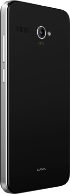 Lava Iris Atom X (Black, 512 MB)