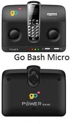 Go Hello gobash micro 1 (Black, White)