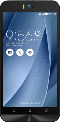 Asus Zenfone Selfie (Silver, With 2 GB RAM, With 16 GB)