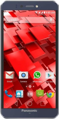 Panasonic P55 Novo (2gb) (Gray, 16 GB)