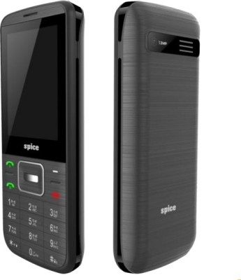 Spice Power S-580 with Power Share (Grey Black)