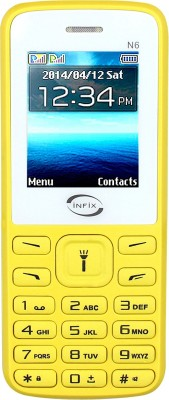 Infix IFX N6 Flash (Yellow)